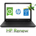 Notebook HP 15-bs027nl Core i3-6006U 8Gb 1Tb 15.6' HD  BV LED Windows 10 HOME