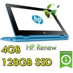Notebook HP TouchSmart x360 11-ab009nl Intel N3710 4Gb 128Gb SSD 11.6' HD Windows 10 HOME