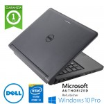 Notebook Dell Latitude 3340 Core i3-4010U 4Gb Ram 500Gb 13.3'  WEBCAM Windows 10 Professional