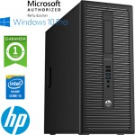 PC HP EliteDesk 800 G1 CMT Core i5-4570 3.2GHz 4Gb 500Gb DVD Windows 10 Professional TOWER
