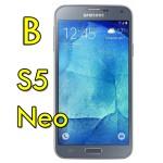 Smartphone Samsung Galaxy S5 Neo SM-G903F 5.1' FHD 16MP 4G 16Gb Silver [Grade B]