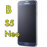 Smartphone Samsung Galaxy S5 Neo SM-G903F 5.1' FHD 16MP 4G 16Gb Black [Grade B]