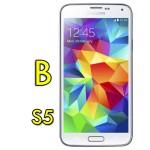 Smartphone Samsung Galaxy S5 SM-G900F 5.1' FHD 4G 16Gb White [Grade B]