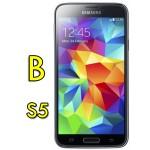 Smartphone Samsung Galaxy S5 SM-G900F 5.1' FHD 4G 16Gb Black [Grade B]