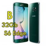Smartphone Samsung Galaxy S6 Edge SM-G925F 5.1' FHD 4G 32Gb 16MP Green Emerald [Grade B]