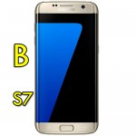 Smartphone Samsung Galaxy S7 SM-G930F 5.1' FHD 4G 32Gb 12MP Gold [Grade B]