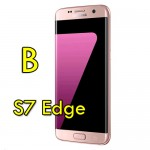 Smartphone Samsung Galaxy S7 Edge SM-G935F 5.5' FHD 4G 32Gb 12MP Rose [Grade B]
