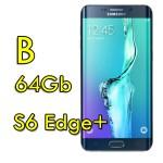 Smartphone Samsung Galaxy S6 Edge+ SM-G928F 4G 64Gb 16MP Black Sapphire [Gade B]