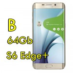 Smartphone Samsung Galaxy S6 Edge+ SM-G928F 4G 64Gb 16MP Gold [Grade B]