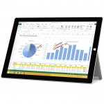 Microsoft Surface PRO 3 Intel Core i5-4300U 1.90GHz 8Gb 256Gb SSD 12.1' FHD Windows 10 Professional