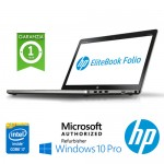 Notebook HP EliteBook Folio 9470M Core i7-3667U 2.0Ghz 4Gb 320Gb 14' HD Windows 10 Professional