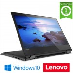 Notebook Convertibile Lenovo Yoga 520 2.4GHz i3-7100U 4Gb 1Tb 14' Touch  Ibrido (2 in1) Windows 10 Home