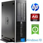 PC HP Compaq Pro 6305 Business Desktop AMD A6-5400B 3.6GHz 4Gb 250Gb DVD-RW Windows 10 HOME