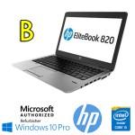 Notebook HP EliteBook 820 G1 Core i5-4300U 4Gb 256Gb SSD 12.5' HD AG LED Windows 10 Professional [Grade B]