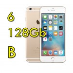 Apple iPhone 6 128Gb White Gold MG4C2ZD/A Oro 4.7' Originale iOS 11 [Grade B]