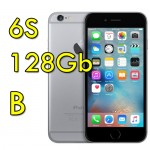 iPhone 6S 128Gb SpaceGray MKQT2B/A Grigio Siderale 4G Wifi Bluetooth 4.7' 12MP Originale iOS 11 [GRADE B]