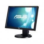 Monitor PC LCD 19 Pollici Asus VW196TL Wide Black