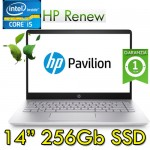 Notebook HP Pavilion 14-bk003nl Intel i5-7200U 8Gb 256Gb 14' Full HD Windows 10 Home