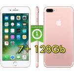 Apple iPhone 7 Plus 128Gb Rose Gold A10 MN5W2LL/A 5.5'  Originale