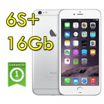 iPhone 6S Plus 16Gb Silver A9 MGCT2LL/A Argento 4G Wifi Bluetooth 5.5' 12MP Originale