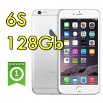 iPhone 6S 128Gb Silver MKQP2TU/A Argento 4G Wifi Bluetooth 4.7' 12MP Originale iOS 11