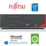PC Fujitsu Esprimo E520 E85+ Core i5-4440 3.3GHz 4Gb Ram 250Gb noODD Windows 10 Professionl