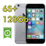 iPhone 6S Plus 128Gb SpaceGray A9 MKUD2ZD/A Grigio Siderale 4G Wifi Bluetooth 5.5' 12MP Originale