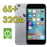 iPhone 6S Plus 32Gb SpaceGray A9 MN2V2QL/A Grigio Siderale 4G Wifi Bluetooth 5.5' 12MP Originale