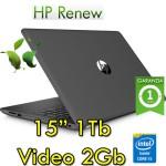 Notebook HP 15-bs514nl Intel Core i5-7200U 8Gb 1Tb AMD Radeon 520 15.6' HD LED Windows 10
