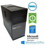 PC Dell OptiPlex 7010 MT Core i3-3240 3.4GHz 4Gb Ram 500Gb DVD-RW Windows 10 Professional Tower