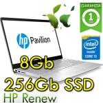 Notebook HP Pavilion 15-ck013nl i5-8250U 8Gb 256Gb SSD NVIDIA GeForce 940MX 2Gb 15.6' Windows 10 Home