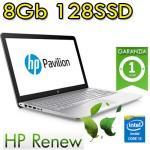 Notebook HP Pavilion 14-bf005nl i3-7100U 8Gb 128Gb 14' Windows 10 Home