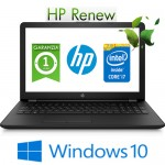Notebook HP 15-bs014nl i7-7500U 8Gb 1Tb 15.6' HD SVA AMD Radeon 530 2Gb Windows 10 HOME