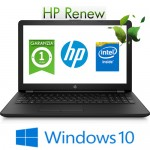 Notebook HP 15-bs051nl Intel Pentium 4415U 4Gb 500Gb 15.6' HD BV LED Windows 10 HOME