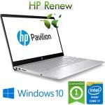 Notebook HP Pavilion 14-BF102NL i7-8550U 16Gb 512Gb SSD 14' FHD NVIDIA GeForce 940MX 4GB Windows 10 HOME