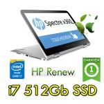 Notebook HP Spectre 13 af005nl Core i7-8550U 8Gb 512Gb SSD 13.3' Windows 10