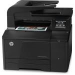 Multifunzione Laser a Colori HP LaserJet Pro 200 M276n A4 14ppm Stampa Copia Scanner Fax CF144A