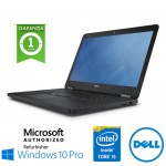 Notebook Dell Latitude E5550 Core i5-5300U 2.3GHz 8Gb Ram 500Gb 15.6' DVD-RW TAST NUM Windows 10 Professional