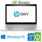 Notebook HP ENVY 17-ae101nl Core i5-8250U 8Gb 1Tb 17.3' FHD NVIDIA GeForce MX150 2GB Windows 10 HOME