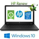 Notebook HP 15-bs199nl Core i5-8250U 12Gb 1Tb 15.6' DVDRW HD AMD Radeon 520 2GB Windows 10 HOME