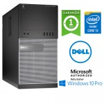 PC Dell Optiplex 7020 MT Core i3-4150 3.5GHz 4GB 500Gb DVD-RW Windows 10 Professional