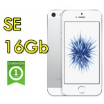 iPhone SE 16Gb Silver A8 WiFi Bluetooth 4G 4' MLLP2J/A Argento