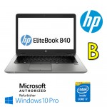 Notebook HP EliteBook 840 G1  Core i7-4600U 8Gb 180Gb SSD 14' LED  Windows 10 Professional [GRADE B]