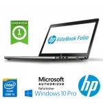 Notebook HP EliteBook Folio 9470M Core i5-3427U 8Gb 180Gb SSD 14' Windows 10 Professional