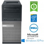 PC Dell Optiplex 3020 MT Core i5-4590 3.3GHz 4Gb Ram 500Gb DVDRW Windows 10 Professional TOWER