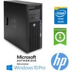 Workstation HP Z230 E3-1225 v3 3.3GHz 8Gb Ram 1Tb DVD-RW Windows 10 Professional