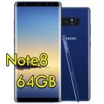 Smartphone Samsung Galaxy Note 8 SM-N950F 6.3' FHD 4G 64Gb 12MP Blu