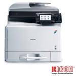 Multifunzione A Colori Ricoh Aficio MP C305SP Stampa Copia Scanner e Fax A4