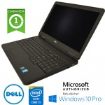 Notebook Dell Latitude E5540 Core i5-4200U 1.6GHz 8Gb Ram 240Gb SSD 15.6' TAST NUM Windows 10 Professional