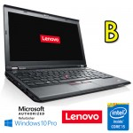 Notebook Lenovo ThinkPad X230 Core i5-3320 2.6GHz 4Gb 180Gb SSD 12.5' Windows 10 Professional [GRADE B]